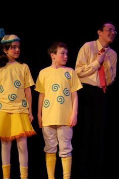 Who family #1, Seussical
