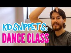 """Kid Snippets: """"Dance Class"""" (Imagined by Kids)"""