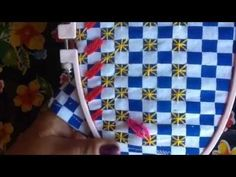 3-bordado español con cony rico - YouTube