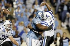UNC Football: Sylvester Williams, the Heels Next Great Defensive Lineman