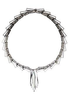 EDDIE BORGO Cyprus Silver Necklace