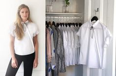 Matilda Kahl has been wearing the same thing every day for 4 years. Is she on to something? Do you think it makes sense or would impact the effectiveness or freedom of your day? Or, do you love choosing your clothes and you would miss it?