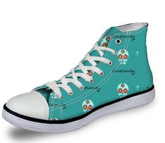 Converse Chuck Taylor High, Converse High, High Top Sneakers, Color Turquesa, Chuck Taylors High Top, High Tops, Shoes, Fashion, Canvas Sneakers