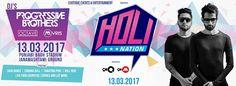 Holi Events in Delhi 2017