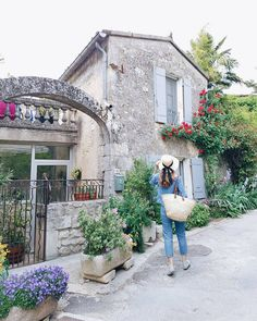 Exploring little villages in Provence Vienna, Provence, Exploring, France, Instagram Posts, Photography, Fotografie, Provence France, Explore