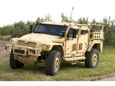 International MXT Land Husky.