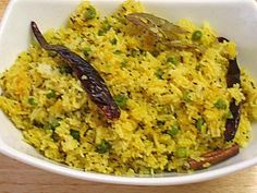 Yellow rice is very flavorful and aromatic with great blend of spices. Turmeric adds the vivid golden color to the rice. Yellow rice is quick, and easy to make. This goes great with soup, and salad or as a side dish with any meal.