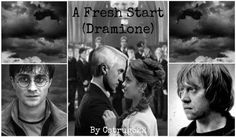 #wattpad #fanfiction Hermione has had her heart broken twice. First was Ron, now Harry. Having her heart broken by Ron shattered hers into tiny fragments. With Harry, she forgot everything except for them. When he broke her heart, she felt hopeless, depressed and miserable at all times. When Draco finds her outside at...