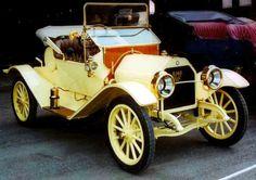 1912 Studebaker E-M-F Model 30 Roadster