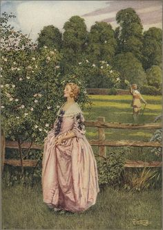"Eleanor Fortescue-Brickdale ""If she be not so to me, What care I how fair she be?' c.1920"