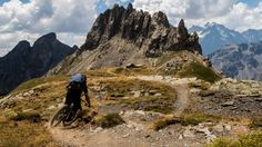 Three Months After Learning To Ride A Mountain Bike, I Tackled The Best Trails In The World