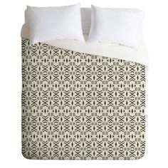 Holli Zollinger Geo Mudcloth Duvet Cover | DENY Designs Home Accessories
