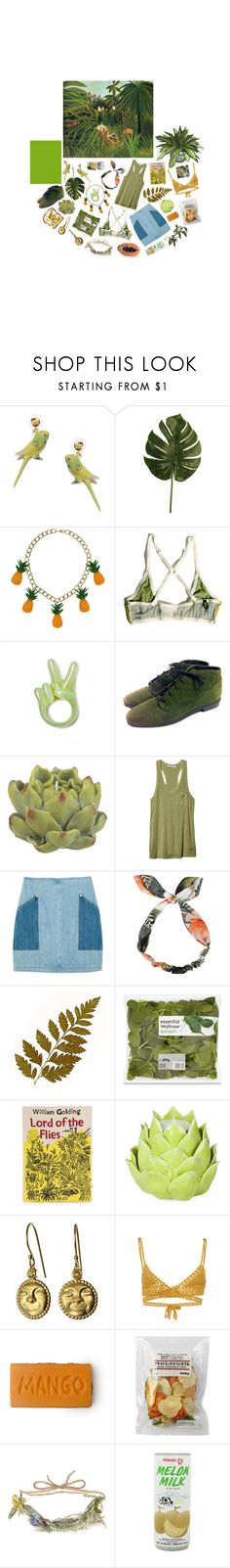 """""""sw 6712 luau green"""" by flapper-shoes ❤ liked on Polyvore featuring Nach, Topshop, Crate and Barrel, T By Alexander Wang, Olympia Le-Tan, Zara Home, SHE MADE ME, Littledoe and Jo Malone"""