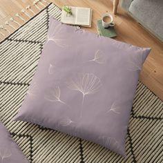 Wall Murials, Floor Pillows, Throw Pillows, Gold Line, Lovers Art, Line Art, Plum, Duvet, Mandala