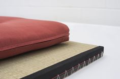 Hand Made Traditional Firm Futon Mattress That Can Be Rolled For Daytime Storage Best Quality Fillings With Uk Wide Delivery