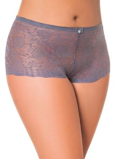 Simply Seamless Boyleg Panties | Ashley Stewart | Pinterest