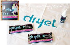 How To Make Your Own Dryel Cleaning ClothsOne Good Thing by Jillee | One Good Thing by Jillee