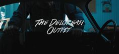 The Delorean Outfit6