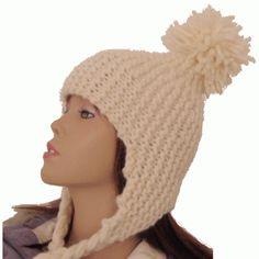 photo tricot modele tricot gratuit bonnet peruvien 3