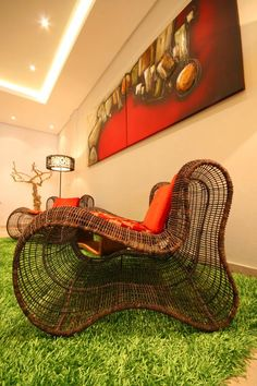 Funky art-deco furniture