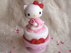 Torta Hello Kitty tutorial