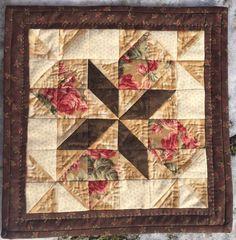 Croixpatch74   Patchwork quilting point de croix