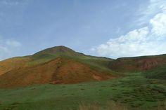 Kyrgyzstan hills