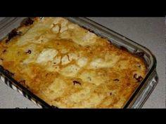 Dessert on a Dime: Apple Dump Cake - YouTube