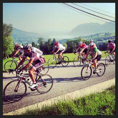 Today, it's the Etape du Tour, more than 11 000 amateur cyclists are riding the stage 20 of the Tour, Annecy / Semnoz, congratulations to them!   Aujourd'hui, c'est l'Etape du Tour, plus de 11 000 cyclistes amateurs parcourent l'étape 20 du Tour, Annecy / Semnoz, bravo à eux !   Powered by ALCATEL - Le Tour en ONE TOUCH  #TDF #letapedutour