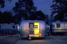 Airstream Bambi trailer