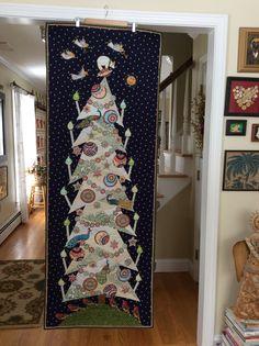Tall Trim the Tree pattern by Cindi Edgerton......my version.