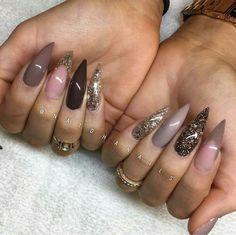 Glam Nails, Dope Nails, Pink Nails, Beauty Nails, Stiletto Nail Art, Cute Acrylic Nails, Fabulous Nails, Gorgeous Nails, Stylish Nails
