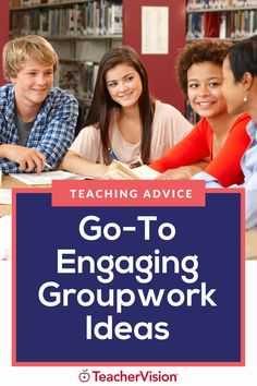 Group work breaks up your lessons and cuts down on the amount of direct instruction and independent work. However, it's sometimes time-consuming to plan activities for your students to do in groups. But, these go-to group work ideas will save you time and simplify your planning. #groupwork #ideas #school #teamwork Morning Announcements, Direct Instruction, The Lives Of Others, Group Work, Teaching Tips, Teamwork, Breakup, Students, Advice