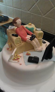 The Sofa Cake!