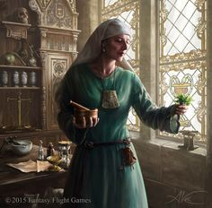 """Illustration of a card made for the game """"The Lord of the Rings"""" for Fantasy Flight Games. Fantasy Story, Fantasy Rpg, Medieval Fantasy, Fantasy Artwork, Fantasy Images, Fantasy Heroes, Fantasy Portraits, Dnd Characters, Fantasy Characters"""