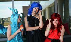 hercules singers cosplay - Google Search
