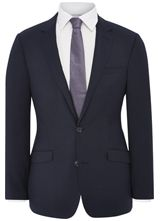 "Slim Fit Navy Pindot Jacket from ""Austin Reed"", Purchase on discounted price using coupon codes and promotional codes."