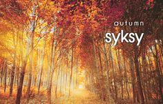 Finnish words: syksy