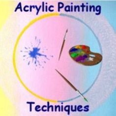Acrylic Painting Techniques | How to Paint with Acrylics