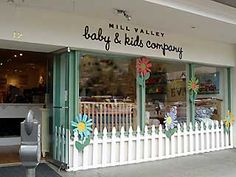 Mill Valley Baby Kids Company - SFBayShop - Most Unique Shopping Districts in the San Francisco Bay Area - 2,000+ Stores
