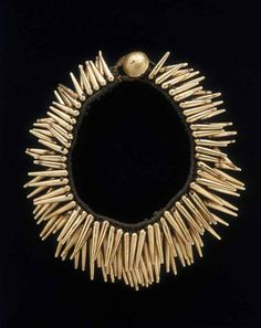 KRIS RUHS | Silver, gold and rope necklaces. Contemporary jewelry art.