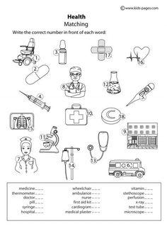 First grade health worksheets free printable . Sequencing Worksheets, Free Kindergarten Worksheets, 1st Grade Worksheets, Science Worksheets, Free Printable Worksheets, Worksheets For Kids, Main Idea Worksheet, First Aid For Kids, Activity Sheets For Kids