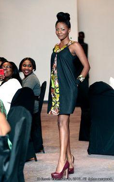 Kutowa African print in style