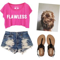 flawless outfit