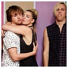 Rikers face  I love Rydellington nevertheless ❤️