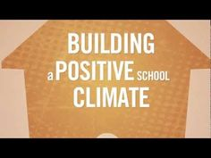 Building a Positive School Climate - Quality Counts 2013: Code of Conduct