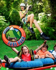 Check out this amazing deal: $12 for a Two-Hour All-Access Pass and 2 Zip-Line Rides for One OR $22 for Two People