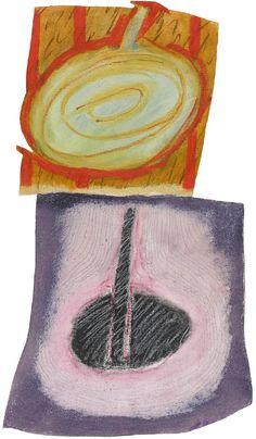 Jerald Melberg Gallery > Artists > Gallery Artists > Gallery Artists - Ida Kohlmeyer > Kohlmeyer - Collage E-79