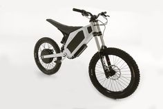 Stealth H-52 Moto-Style Electric Bike