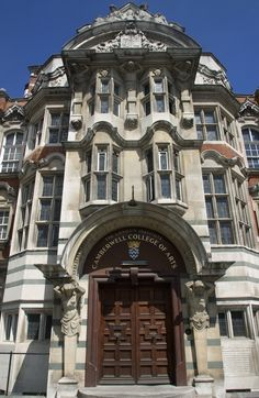 Camberwell Library from http://LondonTown.com